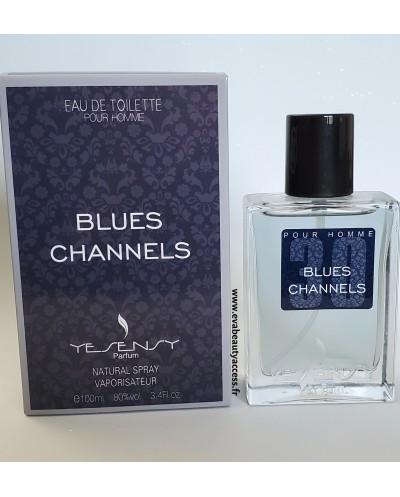 BLUES CHANNELS - HOMME 100ML - YESENSY