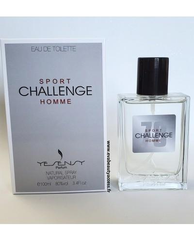 SPORT CHALLENGE - HOMME 100ML - YESENSY
