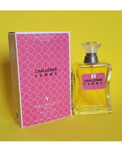 CHALLENGE - FEMME 100ML - YESENSY