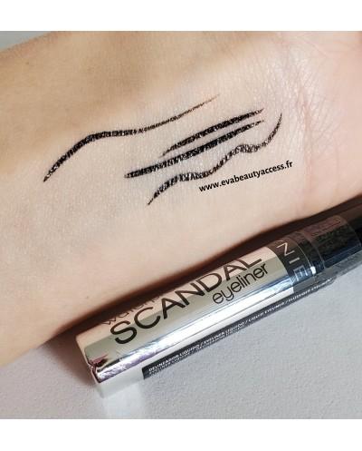 Eyeliner 'SCANDAL' Noir Waterproof - WYNIE