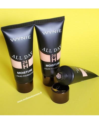 Fond de Teint Fluide Hydratant 24H - WYNIE