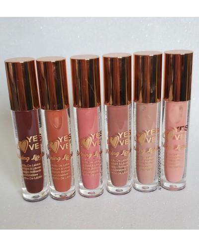 Brillant à Lèvres 'SHINING' Ultra Glossy - REF B - YES LOVE