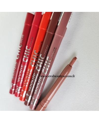 Crayon Lèvres 'LIP LINER CHIC COLOR' - 001 - WYNIE