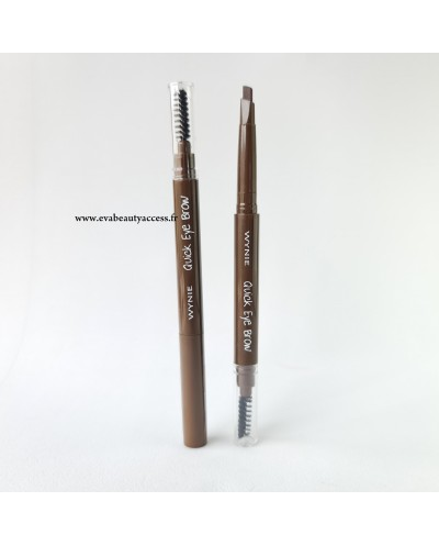Crayon pour Sourcil 'QUICK EYE BROWN' - 003 - WYNIE