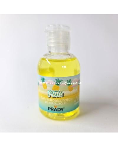 Gel Main Hydroalcoolique Parfumé - Ananas - 50ml - PRADY