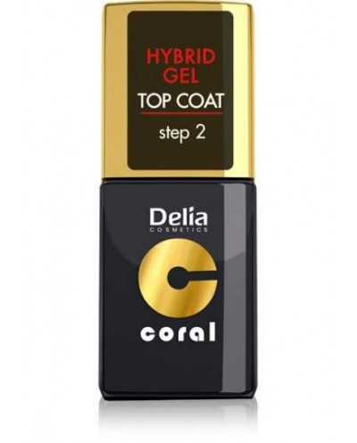 Hybrid Gel - Top Coat - DELIA (Etape 2)