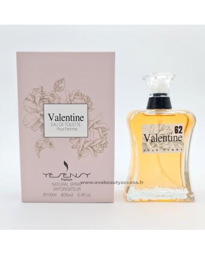 VALENTINE - FEMME 100ML - YESENSY