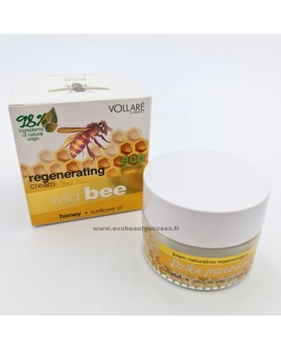 Crème Régénérante au Miel - VOLLARE COSMETICS
