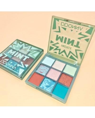Palette de 6 fards à paupières • Palette à Petit Prix • Eva Beauty Access