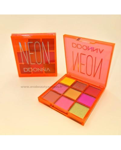 Palette Neon - N°2 - D'DONNA