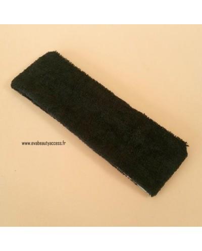 Bandeau de Maquillage Noir