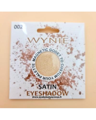 Godet - Fard à Paupière - 'SATIN' - 002 - WYNIE