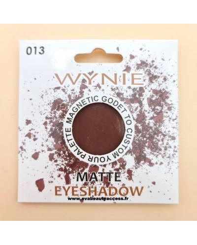 Godet - Fard à Paupière - 'MATTE' - 013 - WYNIE