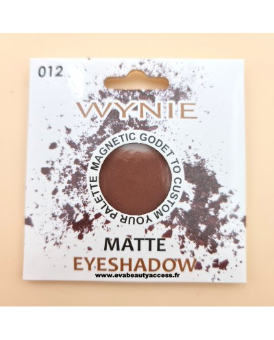 Godet - Fard à Paupière - 'MATTE' - 012 - WYNIE