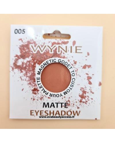 Godet - Fard à Paupière - 'MATTE' - 005 - WYNIE