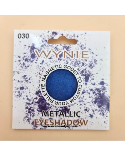 Godet - Fard à Paupière - 'METALLIC' - 030 - WYNIE