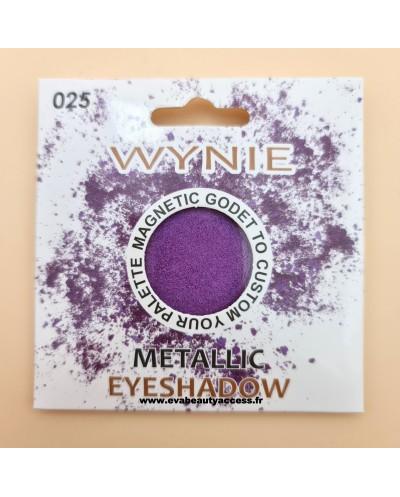 Godet - Fard à Paupière - 'METALLIC' - 025 - WYNIE