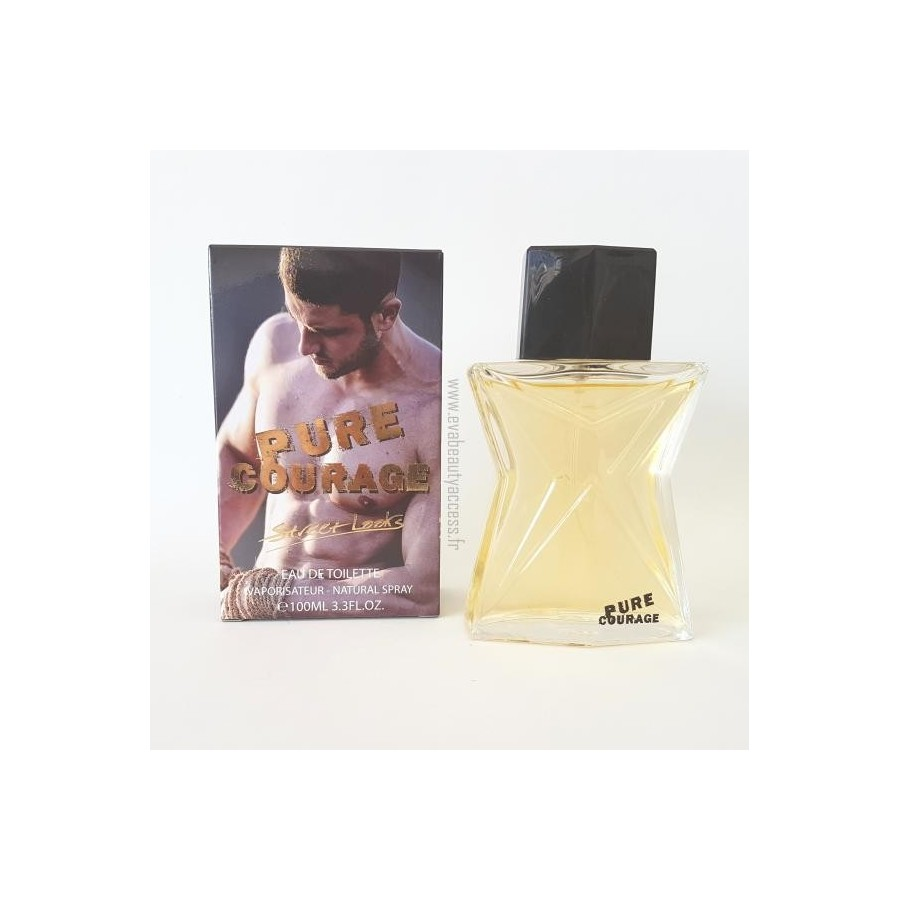 PURE COURAGE HOMME 100ML