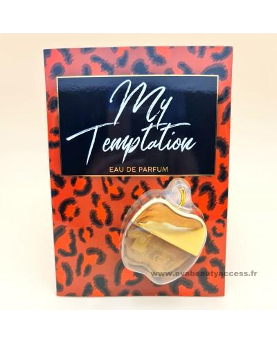Carte Cadeau Parfum - MY TEMPTATION - FLOR DE MAYO
