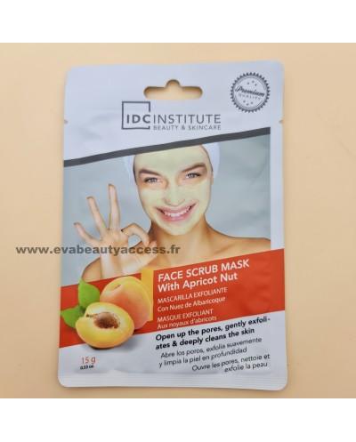 Masque Exfoliant Visage aux Noyau d'Abricots - IDC INSTITUTE