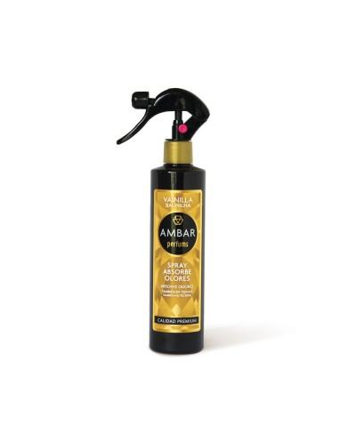 Spray Désodorisant - Vanille - 280ml - AMBAR PERFUMS