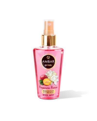 Mini Brume Parfumée 'MAGNIOLIA ET PRUNE' - AMBAR PERFUMS