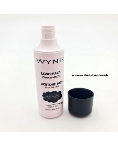 Dissolvant 100% Acétone 120ml - WYNIE